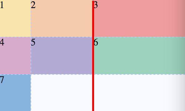 css_grid_网格线 1-2